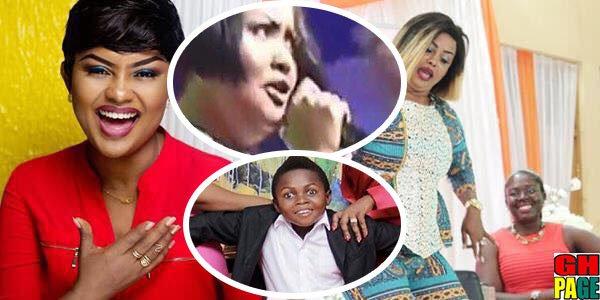 Video: Nana Ama McBrown and Yaw Dabo crack Jokes and perform Lilwin's 'Ladder' at Stars in Worship 2017