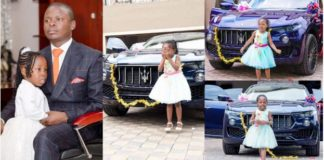 Malawian Flamboyant Pastor Buys His Daughter A Brand New Maserati