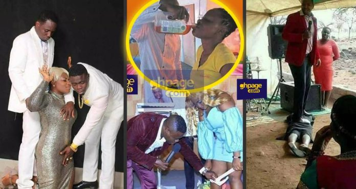 These 12 PHOTOS Prove That Most Pastors Will Definitely Go To Hell