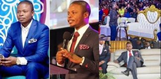 Malawian South African based Popular Prophet Shepherd Bushiri arrested in New York for Drug Trafficking?