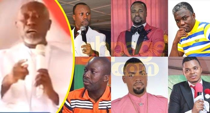 Video: Apostle Saint-Sark boldly drops names of 10 'False Prophets' operating in Ghana