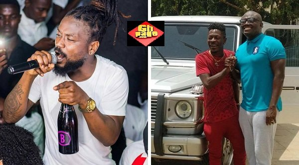 Samini reveals why he couldn't perform at the S Concert and it's sad