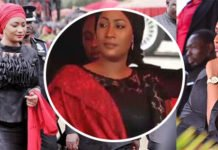 Visibly Shaken Samira Bawumia Looks Extremely Sad At KABA's Final Funeral Rites [Video]