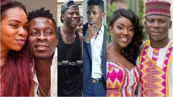 Shatta Michy Throw Shots At The Fans Of Every Ghanaian Artiste