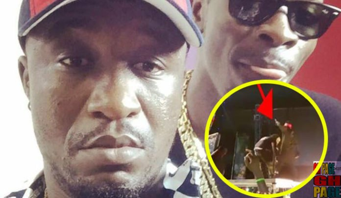 Video: You can't slap me; You will go deaf—Archipalago reacts to Shatta Wale's slap incident at the S Concert