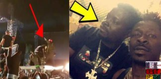 """""""Slapping my bodyguard was a stunt"""" - Shatta Wale finally explains what happened [Video]"""