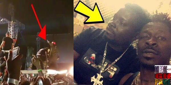 """Slapping my bodyguard was a stunt"" – Shatta Wale finally explains what happened [Video]"