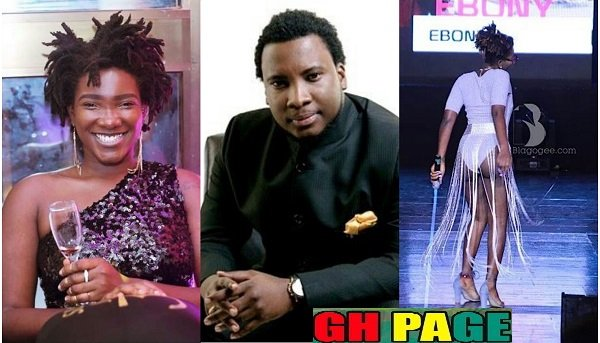 Sonnie Badu Fires Ghanaians For Criticizing Ebony's Indecent Lifestyle
