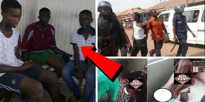 Police arrest fourth suspect in Bantama gang-rape video