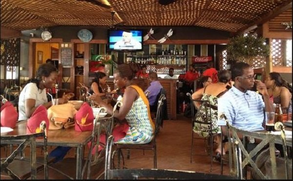 Someone Spent Amount Of Gh¢49,887 At A Restaurant In Accra