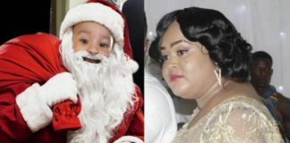 Vivian Jil Wow Fans On Christmas Day With An Adorable Picture Of Her Son (Photo)
