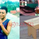 Check out Photos of the 16-Year-Old girl who gave her headmaster a 360° doggy style on kitchen stool