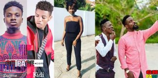 2018 Top 10 Highest Paid Ghanaian Musicians & Their Earnings Per Show – See What Ebony, Shatta Wale & Sark Charge