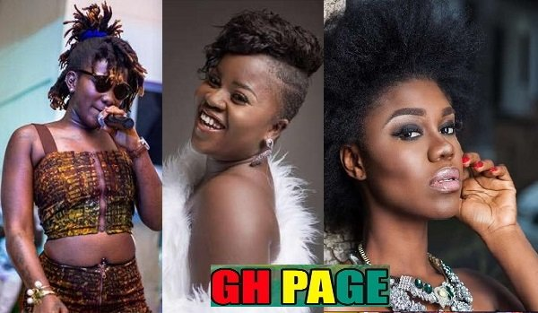 Top 5 Ghanaian Female Musicians Who Do Not Write Their Own