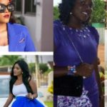 A-Plus' wife, Akosua Vee has responded to bleaching allegations - Epic Response
