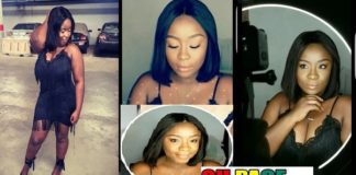 Actress Maame Serwaa Releases Amazing Classic Photos After Mum's Funeral
