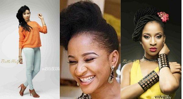 Adesua Etomi Reveals Why She Looks So Young And Cute (photos)