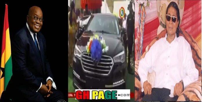 Kantanka Vehicle Blows Alarm On Nana Addo, Calls Him A