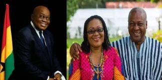 Jail Me And Lordina For DKM Scam - Mahama Dares Nana Addo