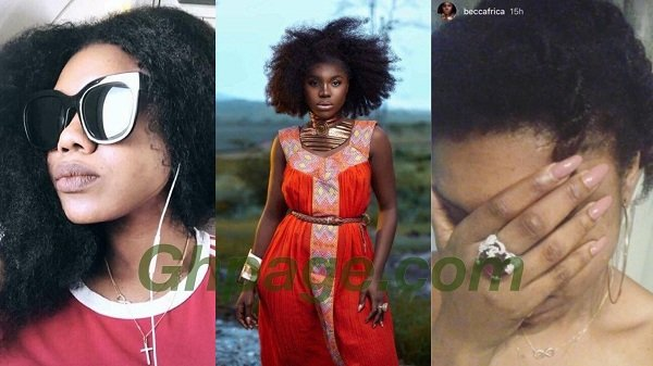 Zylofon Broni, Becca Has Finally Responded To Bleaching Accusations [Photos]