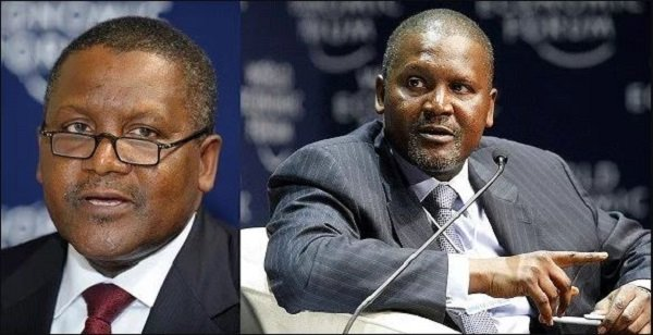 Dangote Becomes Africa's Richest For 7th Time In A Row,