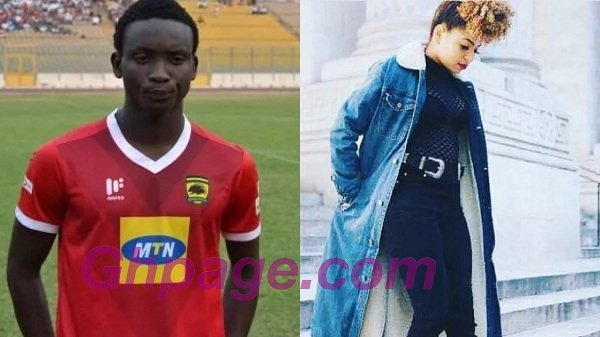 Check out the stunning Photos of the girlfriend of 19-Year-old Kotoko ex-player Dauda Mohammed