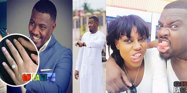 John Dumelo is still Single, He Is Not Engaged But Rather Fred Nuamah (Video)