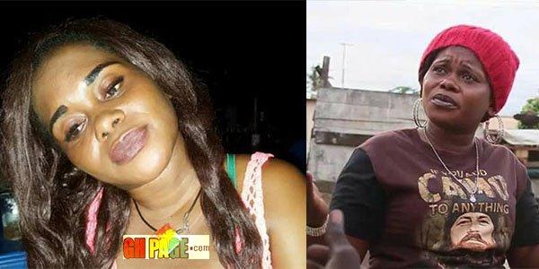 Junkatown Actress Mansa Mensah Popularly also Known As Ajara Mapouka Has Died
