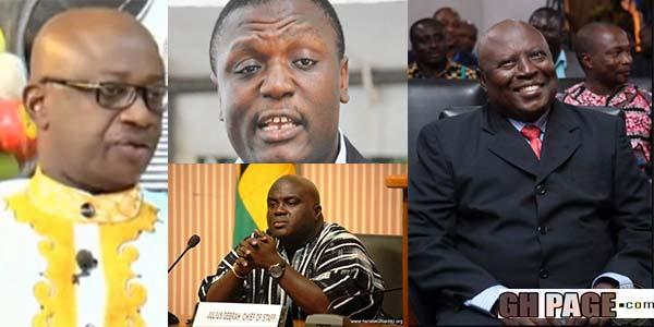 Thomas Kusi Boafo hints the names of NDC Executives Special Prosecutor must prosecute (Video)
