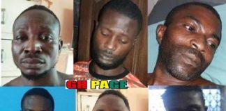 Kwabenya police station attack: 3 arrested, coffin, bones found in suspect's house