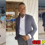 Kwadwo Nkansah Lilwin Goes To University, Sings At Matriculation Ceremony