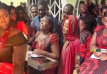 'Send angels of mercy to us'— Maame Serwaa sends a touching prayer of request to God