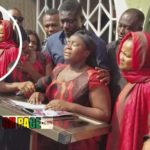 Video: Maame Serwaa's powerful tribute to her Mother broke people's hearts
