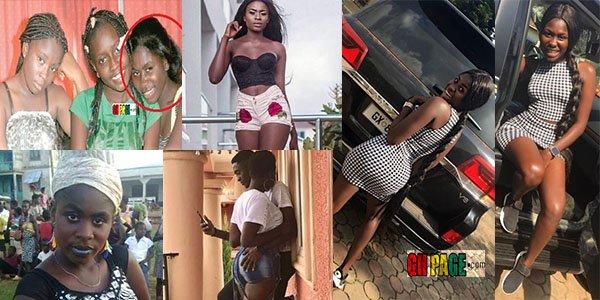 Kumawood Young actress Maame Yaa Konadu Jackson Clarifies Lesbianism allegations(Video)