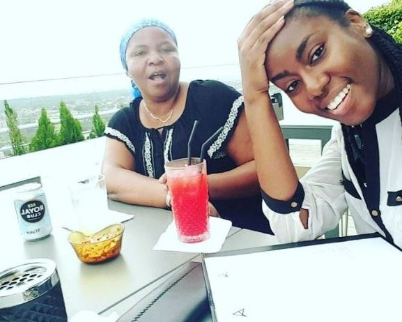 Photos of Mzvee And Her Adorable Mother