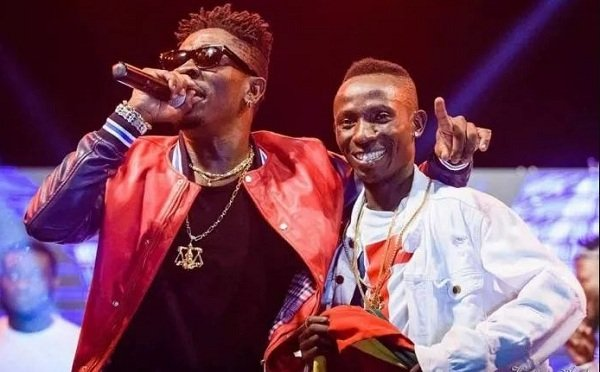 Patapaa claims shatta wale buy him new car - Shatta Wale names Patapaa as his best and favourite artiste