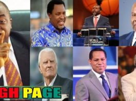 Top 10 Richest Pastors In The World - Forbes Official 2018 List(Photos)