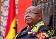 Speaker of Rt. Hon. Prof. Aaron Mike Oquaye Parliament To Be Sworn In As President