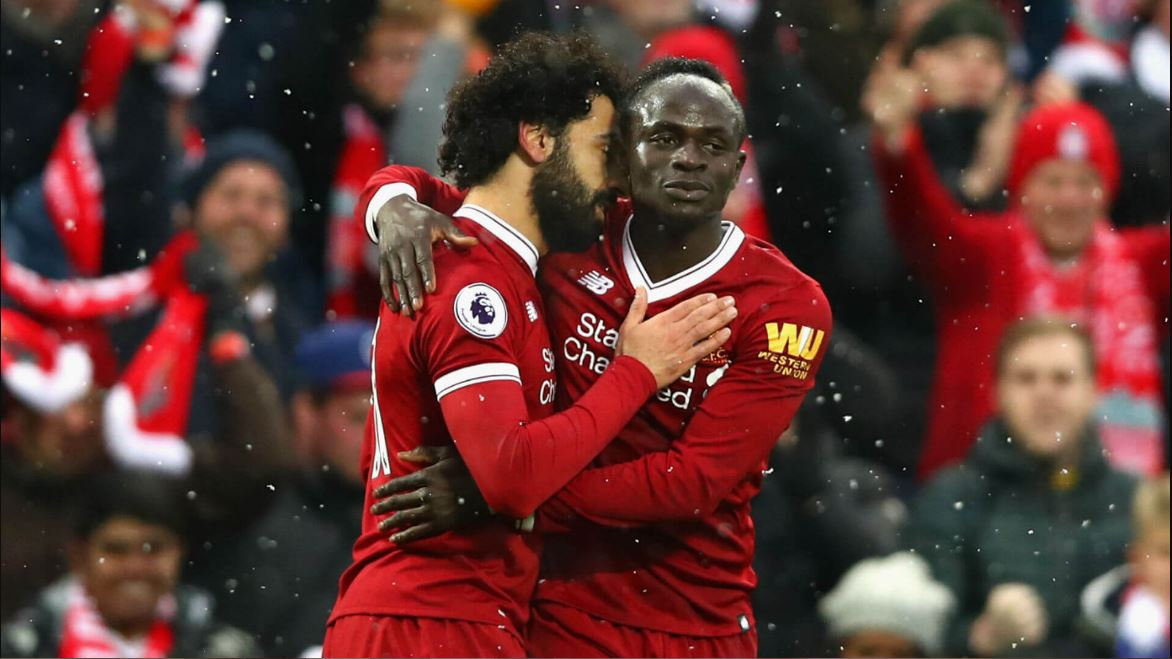 Mohammed Salah And Sadio Mane Set To Arrive In Ghana Ahead Of The CAF Awards On Thursday