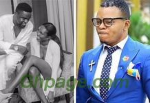 """""""Enough is Enough! Marry Tracy This Year Please"""" - Bishop Obinim Pleads With Sarkodie"""