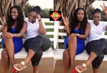 Meet Anita, YOLO actress Serwaa Opoku Addo's heavily endowed sister [Photos]