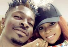Photo: Relationship Is About Accepting Each Other's Flaws & Weirdness -Shatta Michy