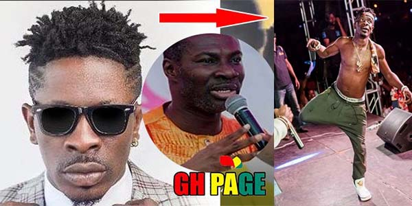 Video: Prophet Emmanuel Badu Kobi opens up on the secret behind Shatta Wale's popularity - Details how he helped Shatta Wale to become popular with just his sticker