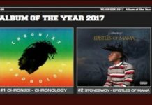 Stonebwoy's New Album 'Epistles Of Mama' Rated By Reggaeville As Number 2 In The World