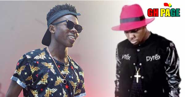 Strongman begs Sarkodie to allow him dirty himself tomorrow