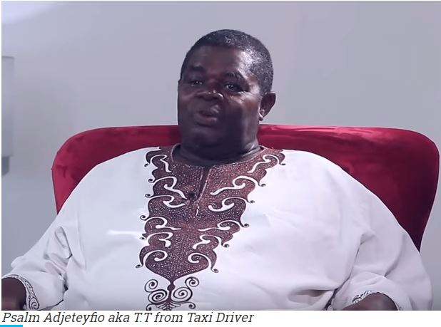 Psalm Adjeteyfio Aka T.T From Taxi Driver Dips In Tears As He Narrates How He 'Wickedly' Abandoned His Wife And Children