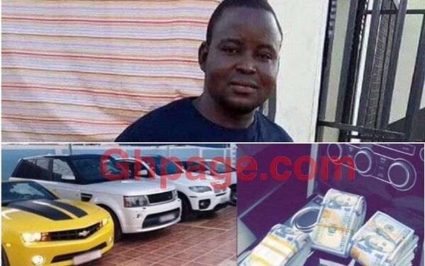 Tamale 'Sakawa' Man Who Posed As A Deputy Minister And An MP To Defraud Others Jailed