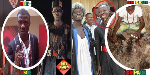 Video: Lilwin's Fetish Priest Top Kay Sounds A Strong Warning To Kwaku Manu