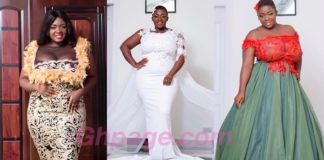 Actress Tracey Boakye Releases Dazzling Photos As She Turns 27 Years Today