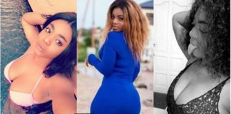 Kumawood Actress Vivian Okyere Puts 'B00bs' On Display In Her Latest Photos To Wow Fans
